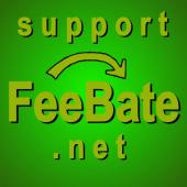 Support FeeBate.net